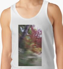 autumn swirl Tank Top