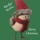 Rockin' Robin by CreativeEm