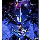 Aqua's Hope - Kingdom Hearts by VPamyArt