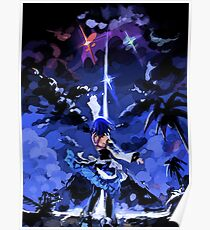 Aqua's Hope - Kingdom Hearts Poster