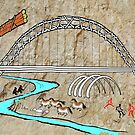 Cave Art - Neolithic Toon by Jan Szymczuk