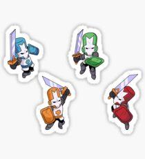 Crashers in Time (Sticker Set) Sticker