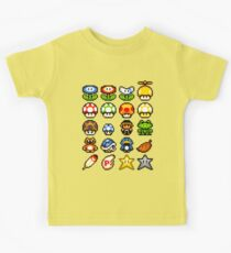 Powerups Kids Tee