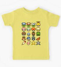 Camiseta para niños Powerups