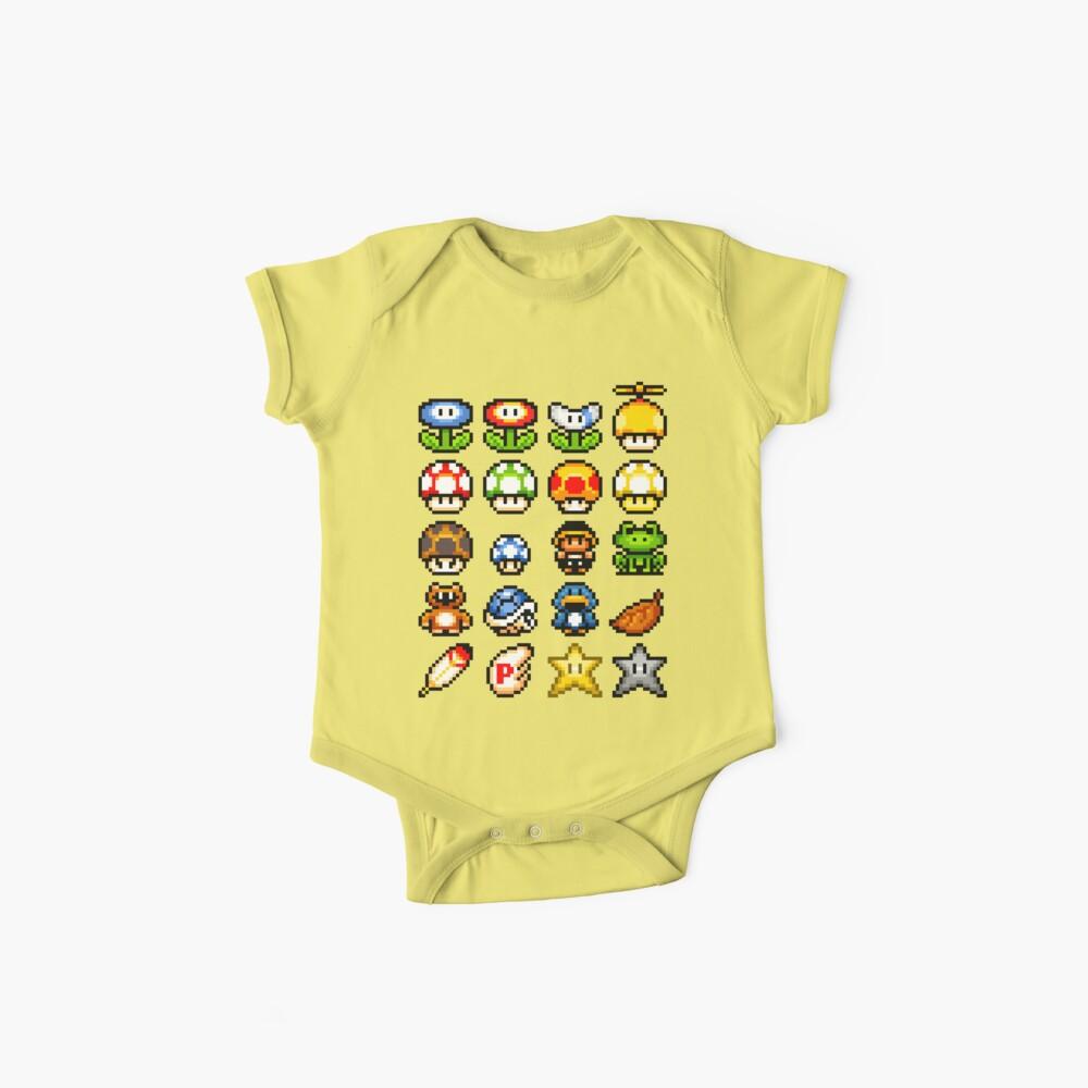 Powerups Bodies para bebé