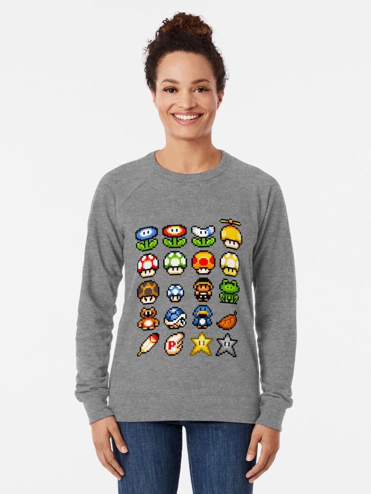 Alternative Ansicht von Einschalten Leichter Pullover