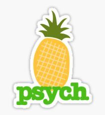 Psych - The Greatest Show on Earth Sticker