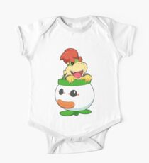 Super Smash Bros. Bowser Jr. One Piece - Short Sleeve