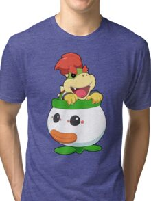 Super Smash Bros. Bowser Jr. Tri-blend T-Shirt