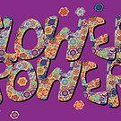 Floral Riot  by Geckojoy