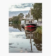 Ps Industry - Renmark SA Photographic Print