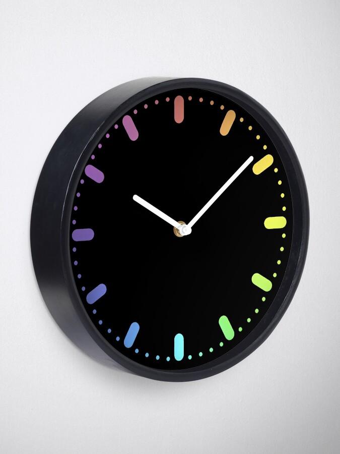 Vista alternativa de Reloj Tiempos modernos