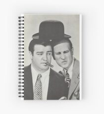 ABBOTT AND COSTELLO Spiral Notebook