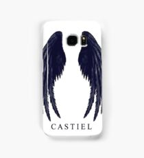 Supernatural - Castiel Samsung Galaxy Case/Skin