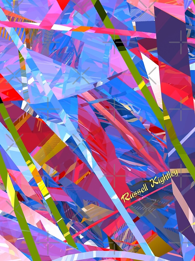 Fractured Glass by Kightleys