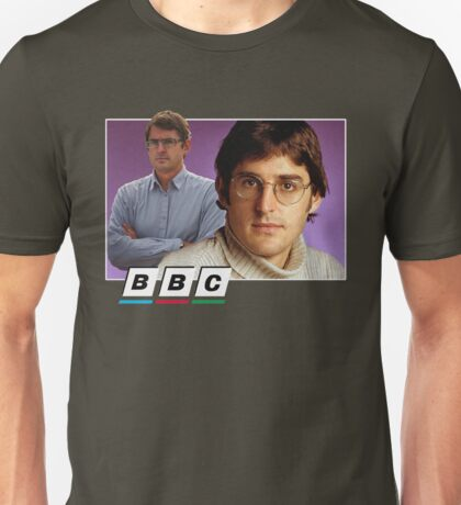 Louis Theroux 90s no text Unisex T-Shirt