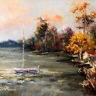 Sunshine on a Gray Day by Lynn  Abbott