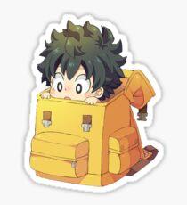 """My Hero Academia - Izuku Midoriya """"Deku"""" Sticker"""