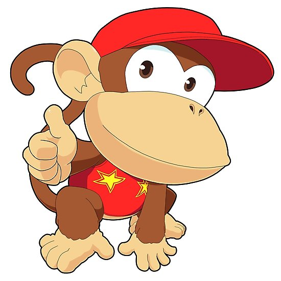 Super Smash Bros. Diddy Kong by SSBFighters