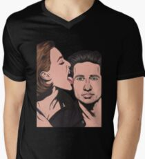 Mulder and Scully X Files T-Shirt