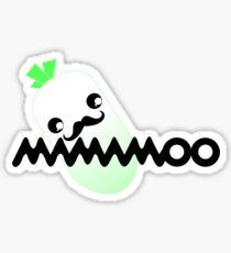 Mamamoo Cute Raddish Sticker