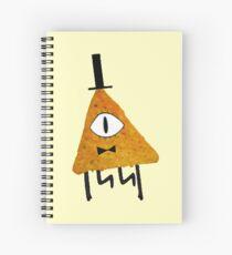 Bill Dorito Cypher Spiral Notebook