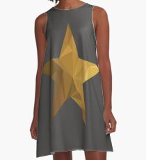 Hamilton - Full Star A-Line Dress