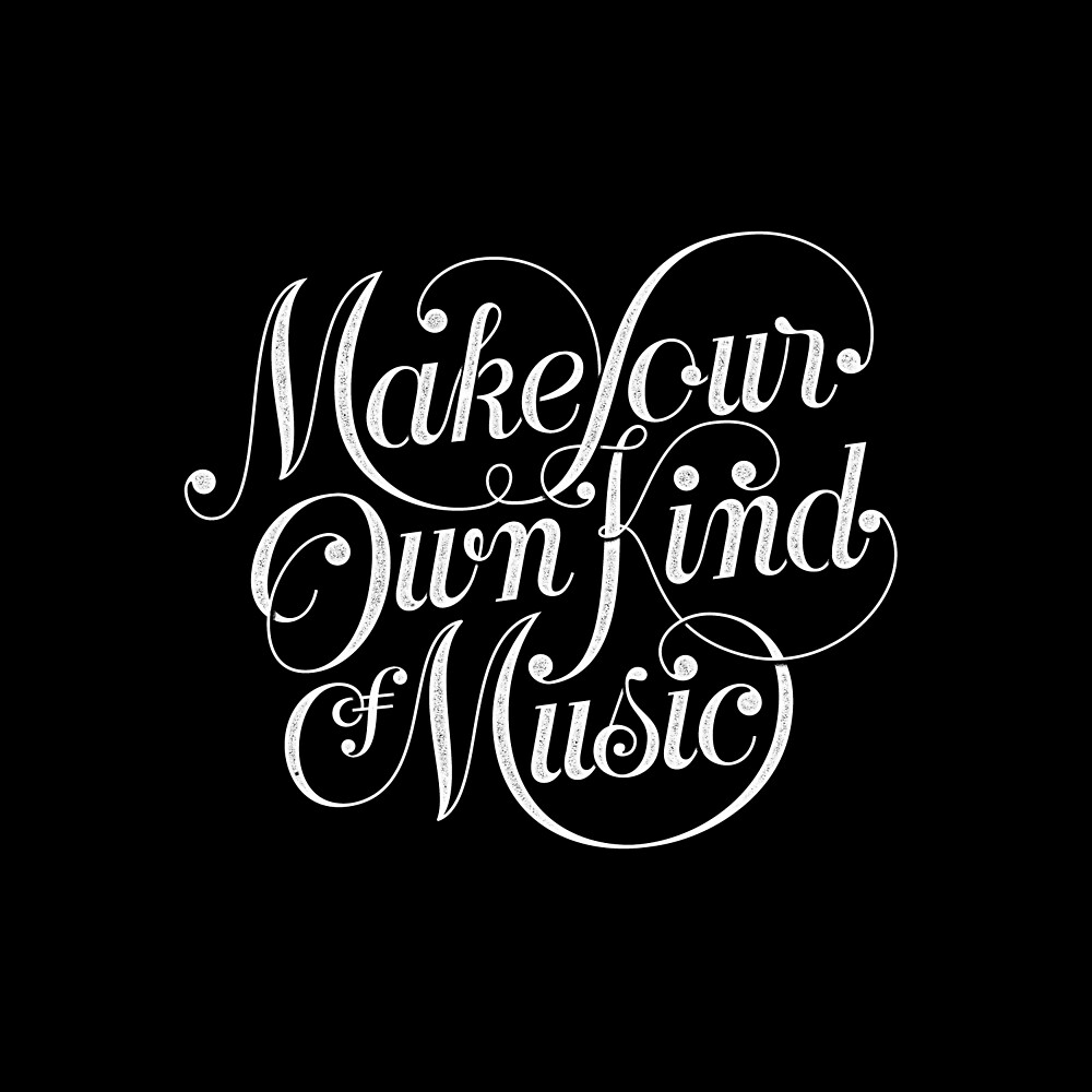 Make Your Own Kind of Music - dark by thetrufflepig
