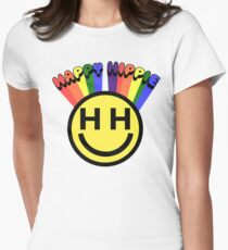 Happy Hippie Foundation - Magical Mystery Women's Fitted T-Shirt