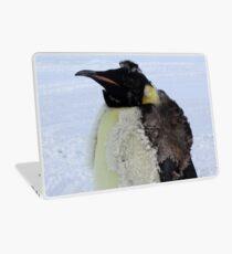 Molting Emperor Penguin Laptop Skin