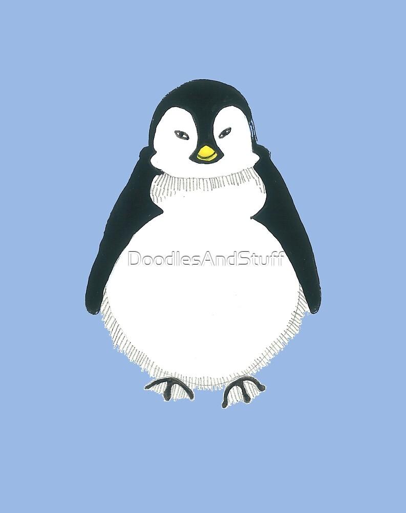 Penguin by DoodlesAndStuff