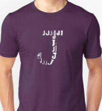 Found Letters - J T-Shirt