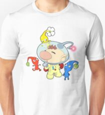 Super Smash Bros. Olimar Unisex T-Shirt