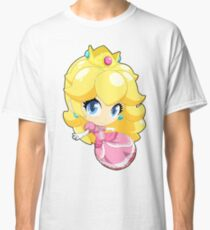 Super Smash Bros. Princess Peach Classic T-Shirt