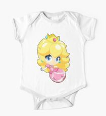Super Smash Bros. Princess Peach Kids Clothes