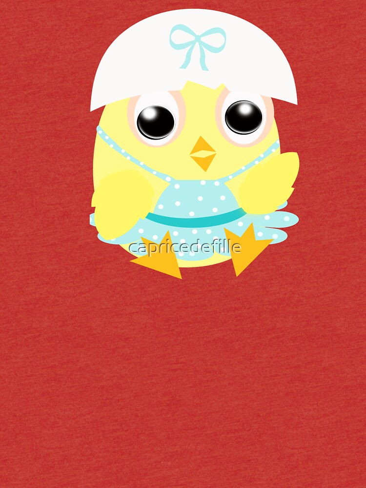 Chick by capricedefille