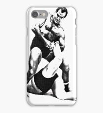 Lou Thesz FTW iPhone Case/Skin