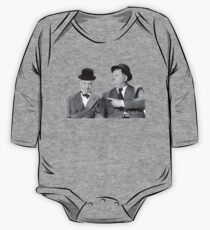 Laurel and Hardy One Piece - Long Sleeve