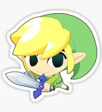 Super Smash Bros. Toon Link Sticker