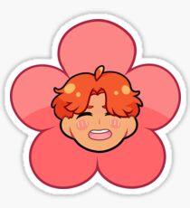 flower hobi Sticker