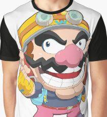 Super Smash Bros. Wario Graphic T-Shirt