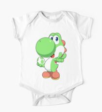 Super Smash Bros. Yoshi One Piece - Short Sleeve