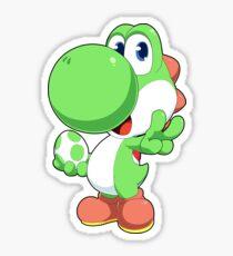 Super Smash Bros. Yoshi Sticker