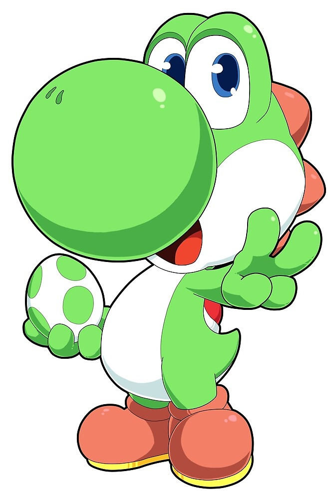 Super Smash Bros. Yoshi by SSBFighters
