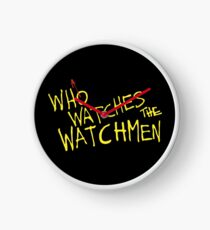 Who Watches? Clock