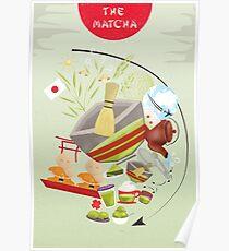 Matcha Poster