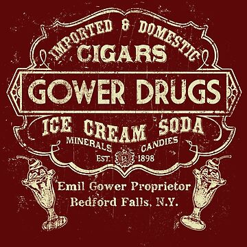 Gower Drugs - Bedford Falls by Robiberg