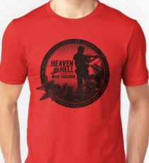 HEAVEN and HELL Unisex T-Shirt