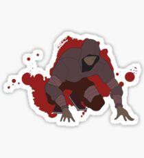 Hunter - Left 4 Dead Sticker