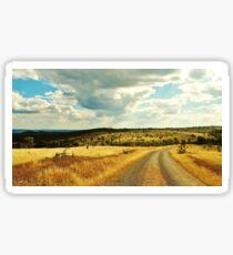 Eungella Mountain Roads Sticker